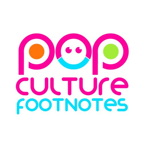 Cover art for podcast Pop Culture Footnotes