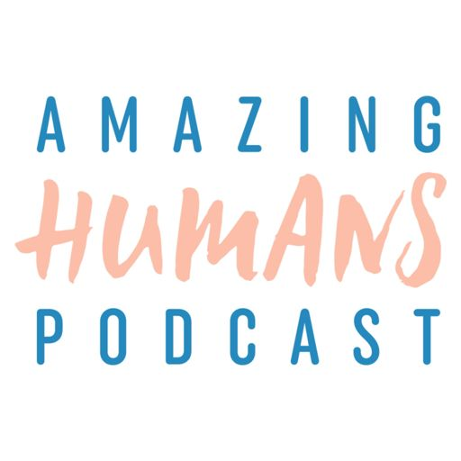Cover art for podcast Amazing Humans Podcast