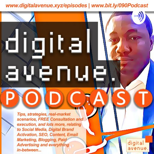 Cover art for podcast Digital Avenue