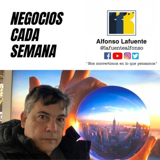Cover art for podcast Negocios Cada Semana