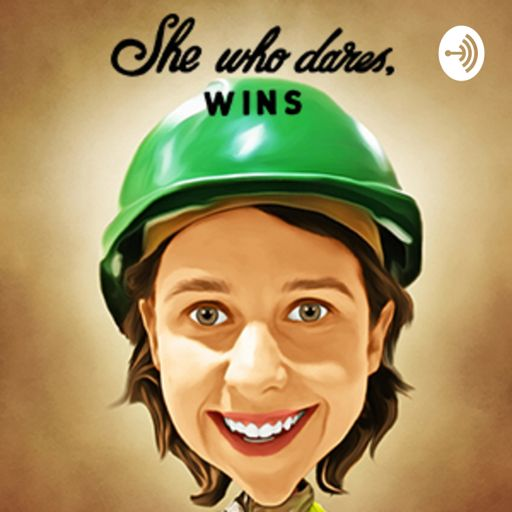 Cover art for podcast  She Who Dares, Wins.