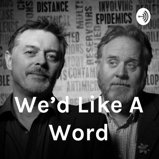 Cover art for podcast We'd Like A Word