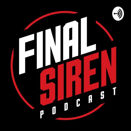 Cover art for podcast Final Siren Podcast