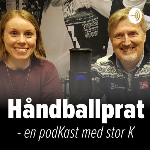 Cover art for podcast Håndballprat - en podKast med stor K.
