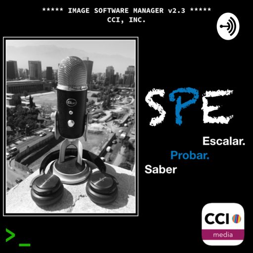 Cover art for podcast Saber. Probar. Escalar.