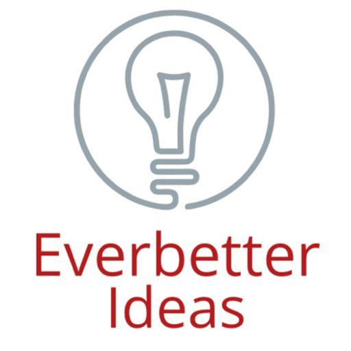 Cover art for podcast Everbetter Ideas