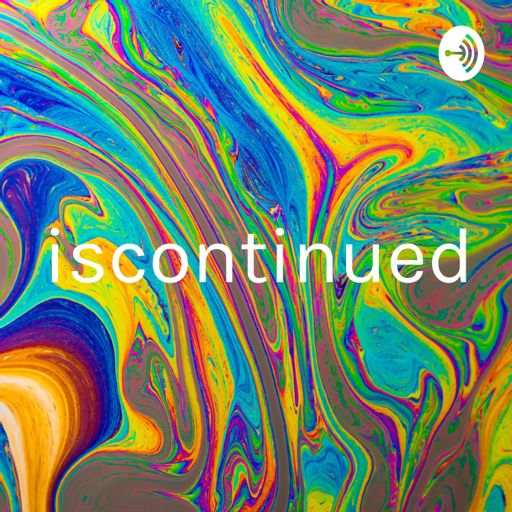 Cover art for podcast Discontinued