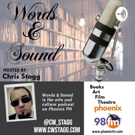 Cover art for podcast Words and Sound