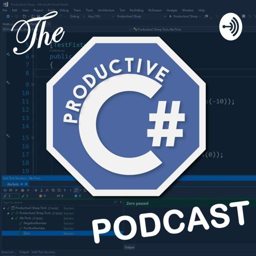 Cover art for podcast The Productive C# Podcast