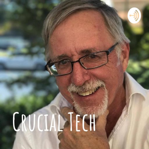 Cover art for podcast Crucial Tech