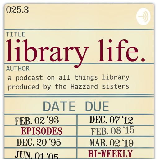 Cover art for podcast Library Life
