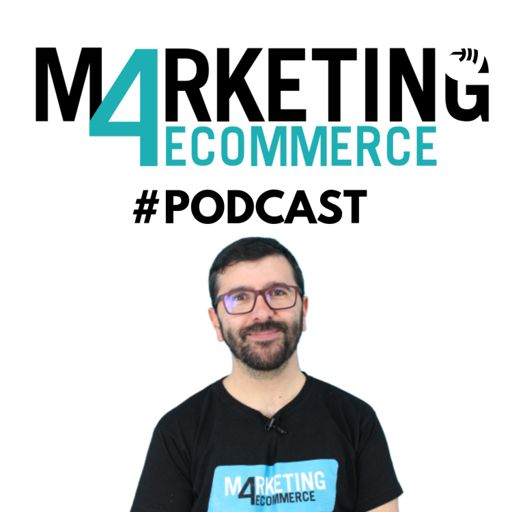 Cover art for podcast Marketing 4 eCommerce Podcast