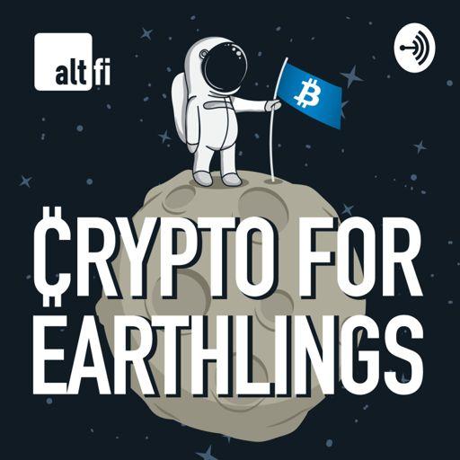 Cover art for podcast Crypto for Earthlings