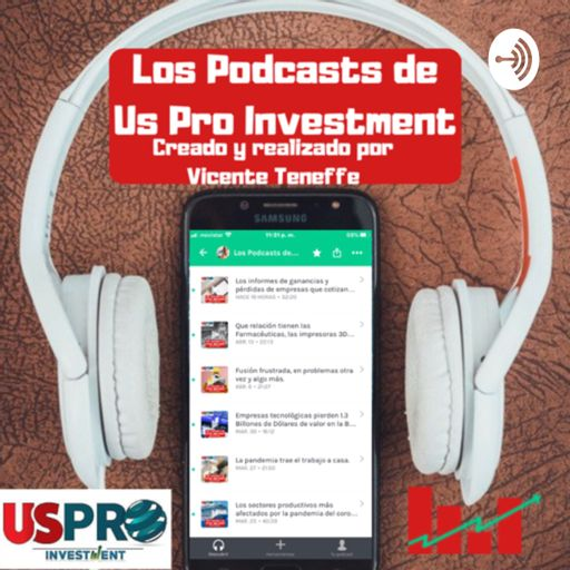 Cover art for podcast Los Podcasts de Us Pro Investment