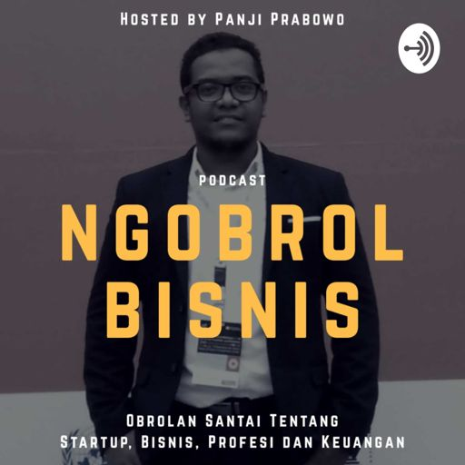 Cover art for podcast Ngobrol Bisnis bareng Panji Prabowo