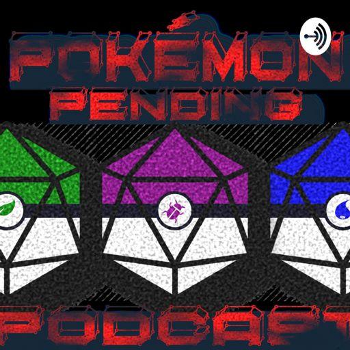 Cover art for podcast Pokemon Pending Podcast