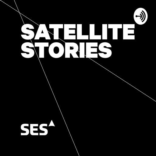 Cover art for podcast Satellite Stories