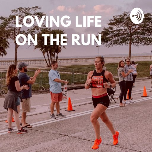 Cover art for podcast Loving Life on the Run