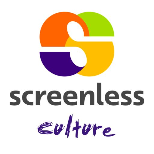 Cover art for podcast screenless Culture