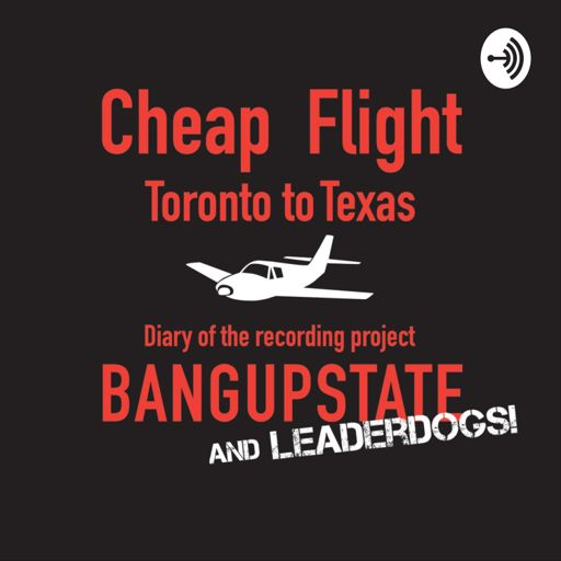 Cover art for podcast Cheap Flight - a diary of bangupstate and LDB