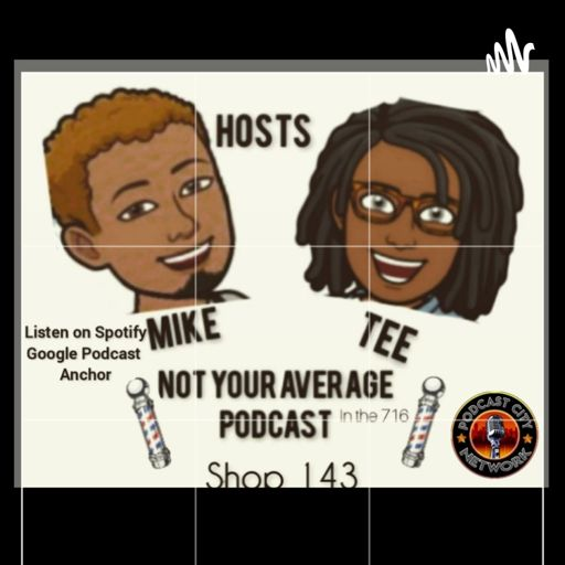 Cover art for podcast Not Your Average Podcast In The 716