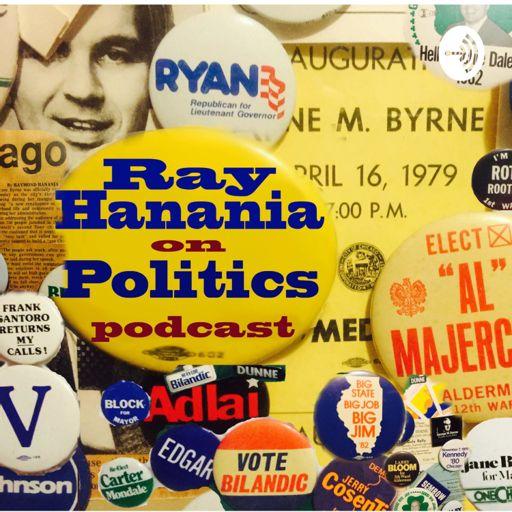 Cover art for podcast Ray Hanania on Politics, Media & Life