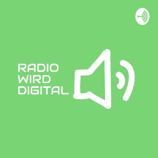 Cover art for podcast Radio wird digital-Funkgezwitscher
