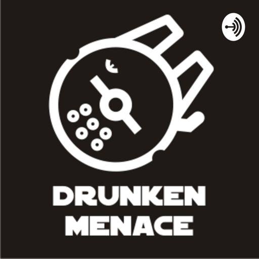 Cover art for podcast The Drunken Menace
