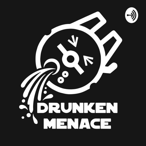 Cover art for podcast The Drunken Menace