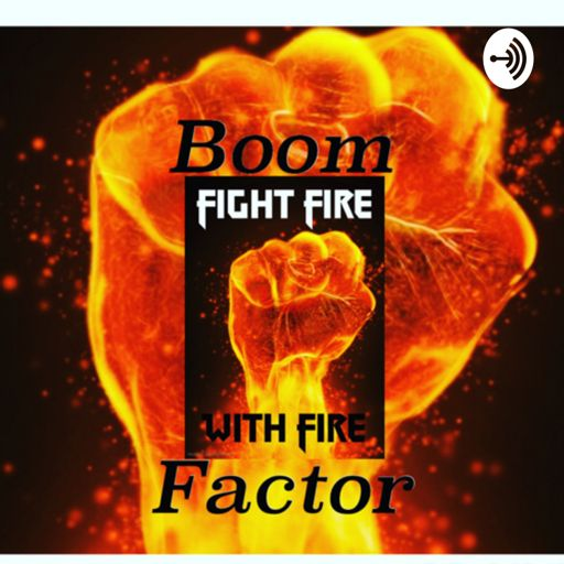 Cover art for podcast BOOM Factor Radio