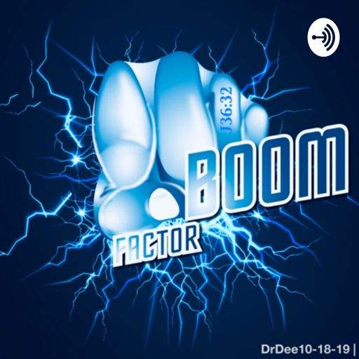 Cover art for podcast BOOM Factor Talkshow