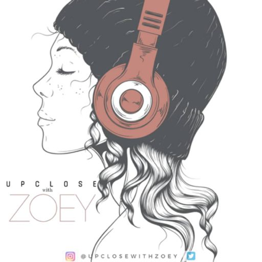 Cover art for podcast Upclose With Zoey