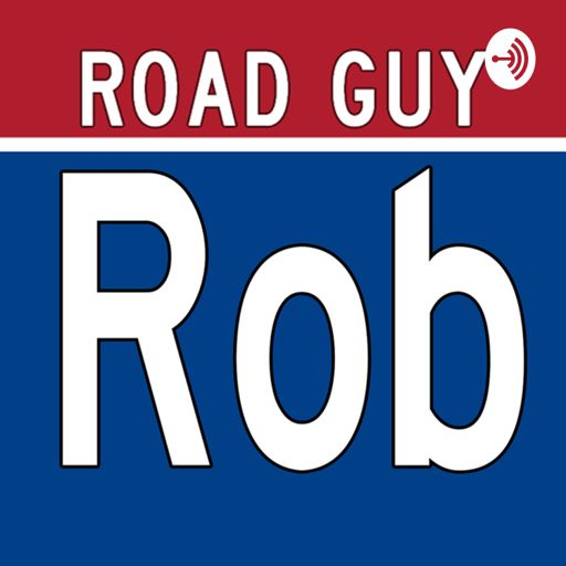 Cover art for podcast Road Guy Rob's Transportation News