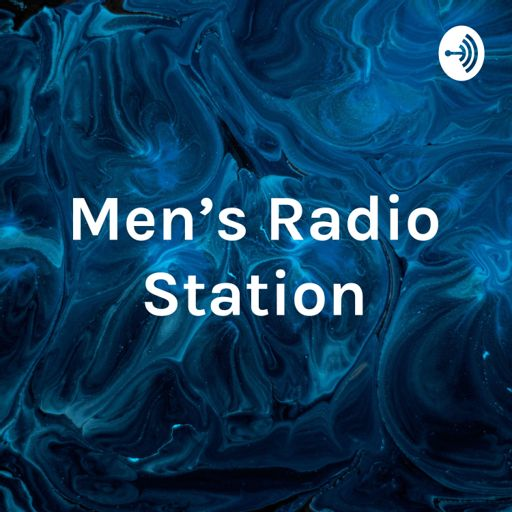 Cover art for podcast Men's Radio Station