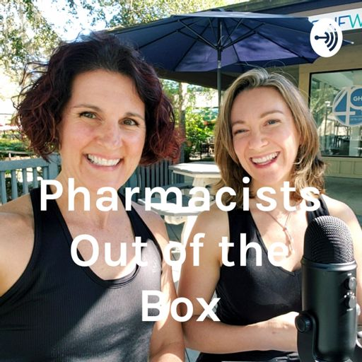 Cover art for podcast Pharmacists Out of the Box