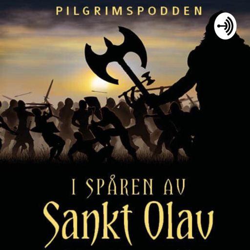Cover art for podcast I spåren av Sankt Olav. Pilgrimspodden.