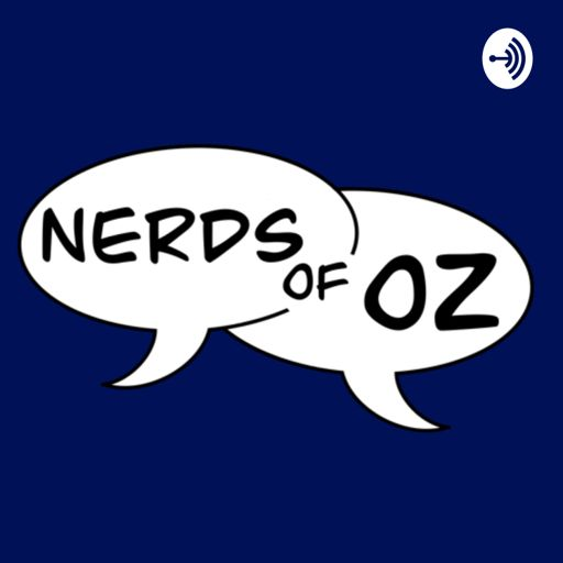 Cover art for podcast Nerds of Oz