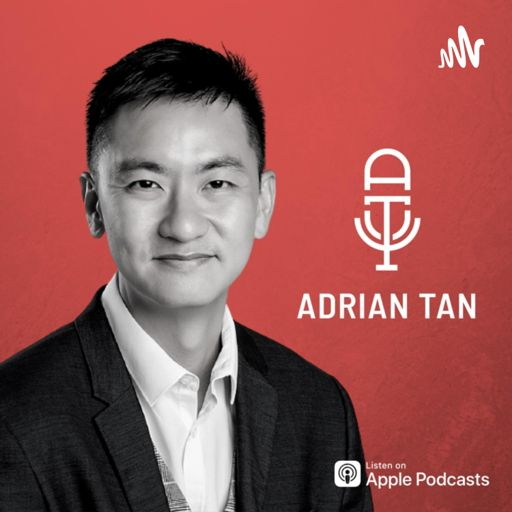 Cover art for podcast The Adrian Tan Show