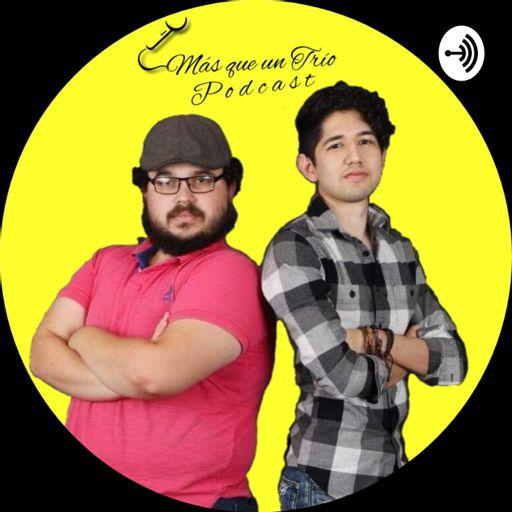 Cover art for podcast Más que un Trío