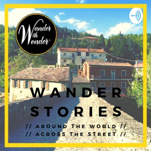 Cover art for podcast Wander Stories