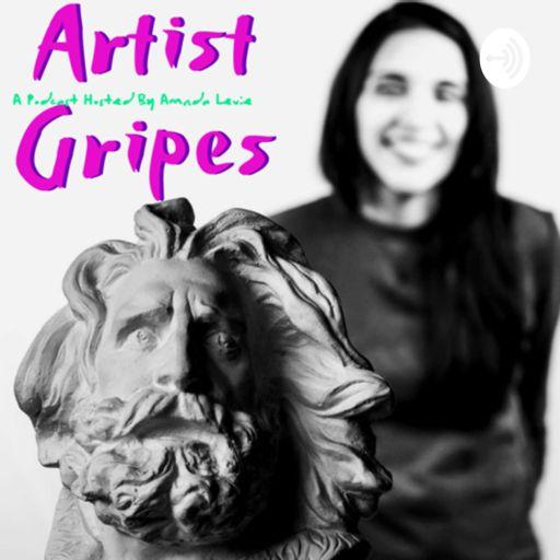 Cover art for podcast Artist Gripes