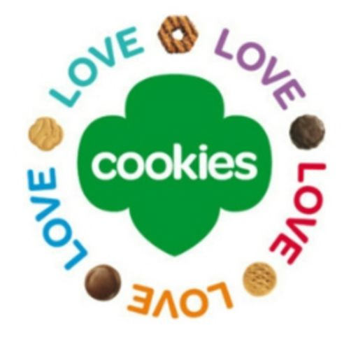 Cover art for podcast Girl Scout cookies