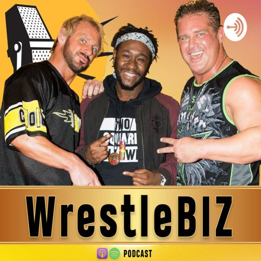 Cover art for podcast WrestleBIZ