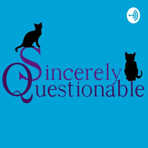 Cover art for podcast Sincerely Questionable with Jessica Jones