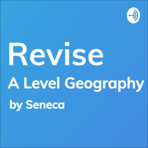 Cover art for podcast Revise - A Level Geography Revision