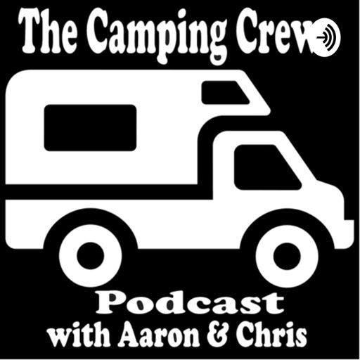 Cover art for podcast The Camping Crew