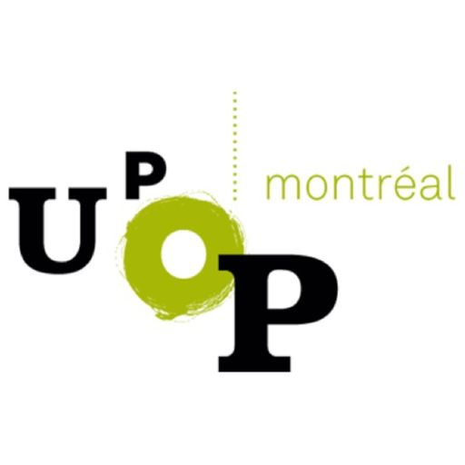 Cover art for podcast Cours de l'UPop Montreal