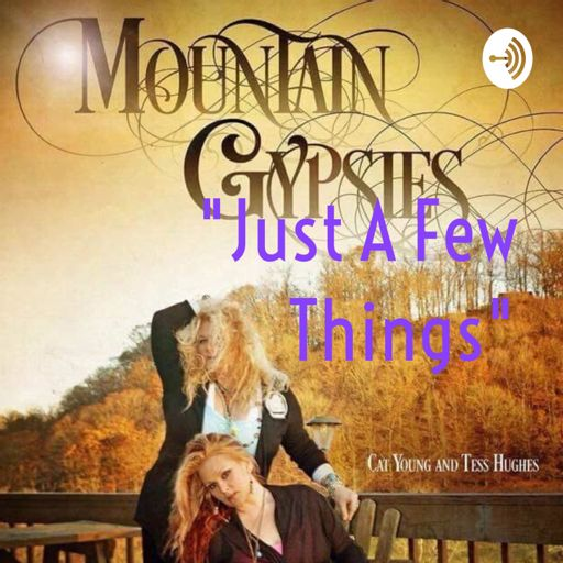 Cover art for podcast Mountain Gypsies
