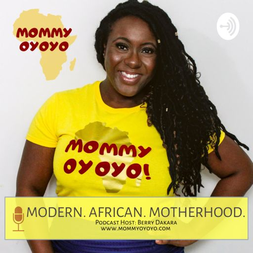 Cover art for podcast Mommy Oyoyo