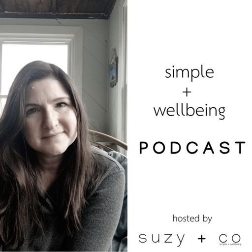 Cover art for podcast simple wellbeing podcast